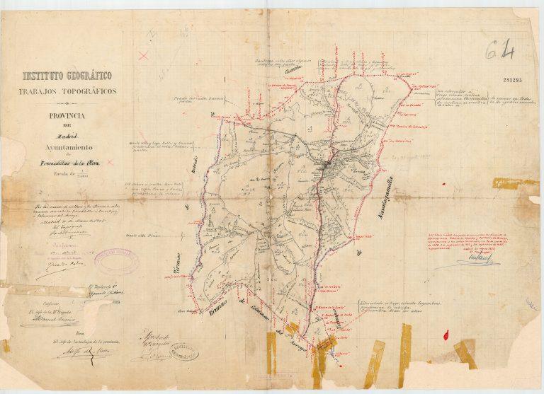 mapa de 1870