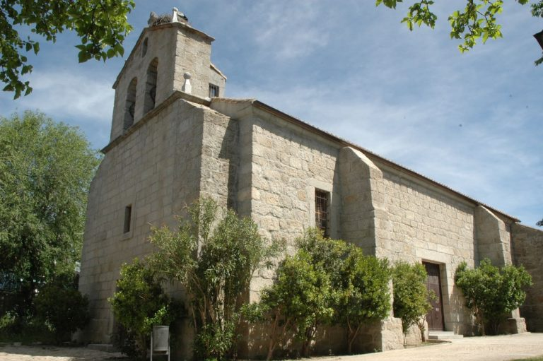 Foto de la iglesia de San Bartolomé