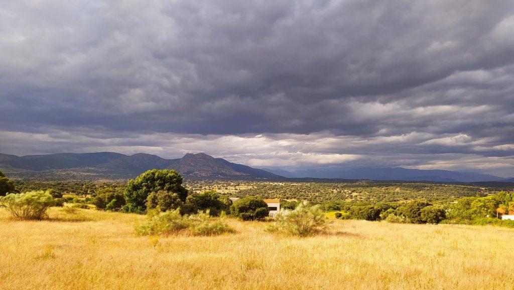 vistas desde del camino